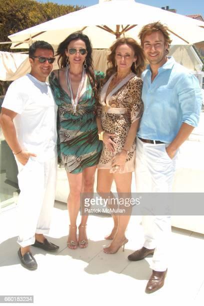 Amedeo Scognamiglio Barbara BaldieriMarch Sabrina Antolini and Roberto Faraone Menella attend FARAONE MENNELLA and BARBARA BALDIERI MARCH host a...