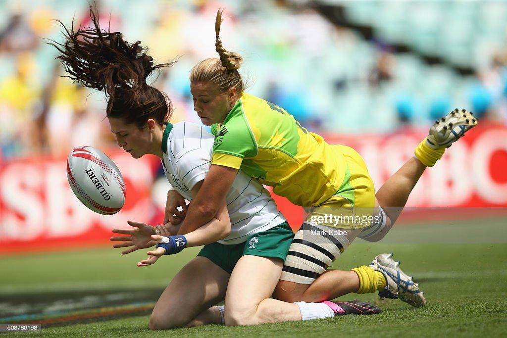 2016 Sydney Sevens : News Photo