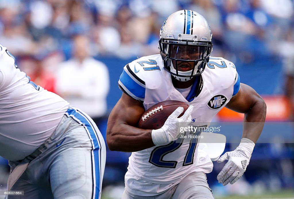 Detroit Lions v Indianapolis Colts : News Photo