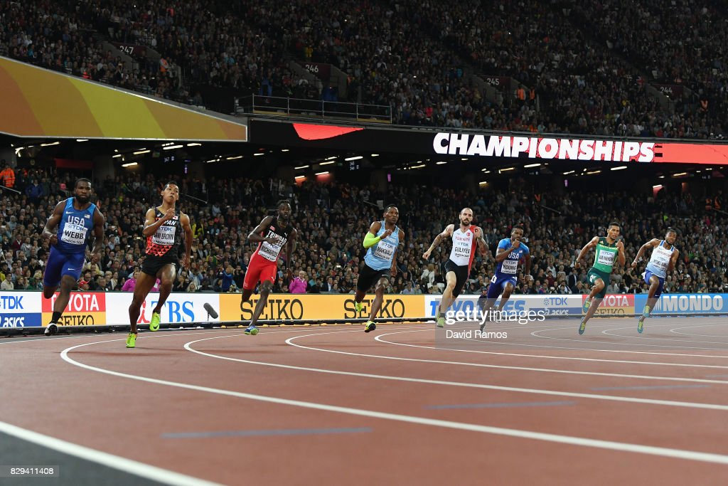 16th IAAF World Athletics Championships London 2017 - Day Seven