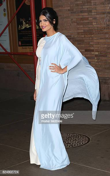 Ameera AlTaweel attends the Glamour 2013 Woman Of The Year Awards at Carnegie Hall on November 11 2013 in New York City