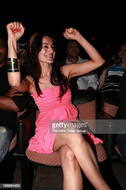 Ameesha Patel attends Shiamak Davar's Summer Funk event held in Mumbai