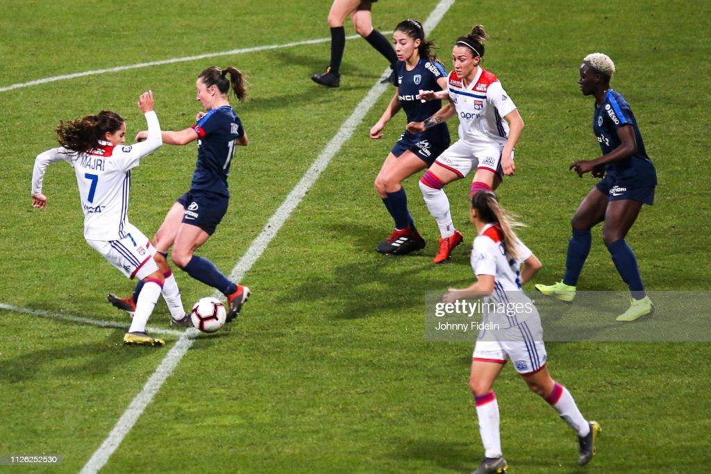 FRA: Paris FC v Olympique Lyonnais - Women's Division 1