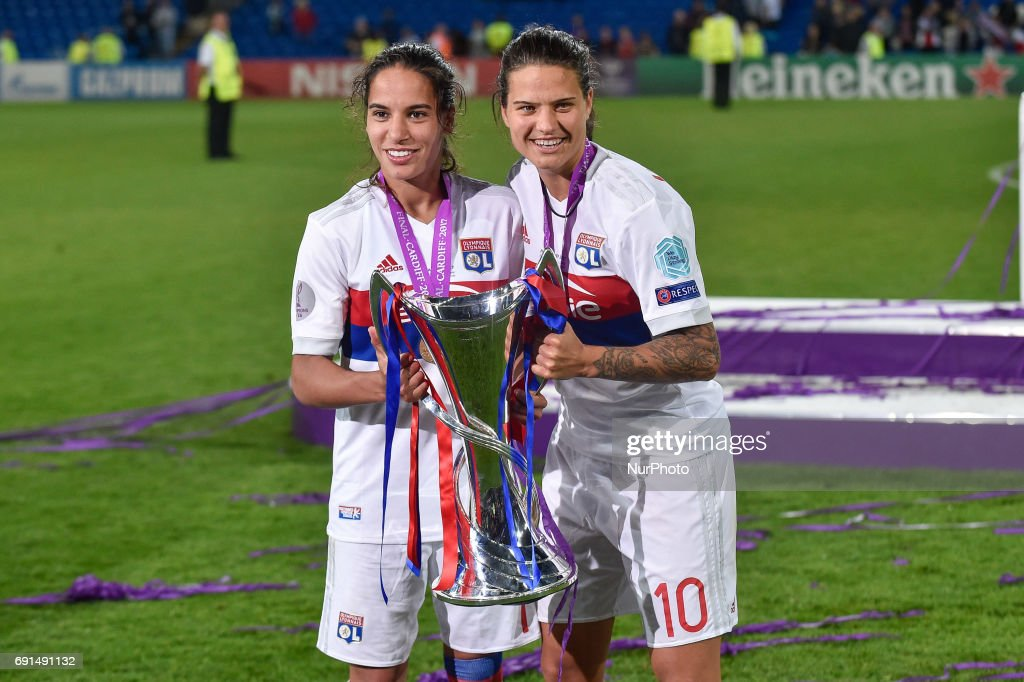 Olympique Lyonnais v Paris Saint-Germain - UEFA Women's Champions League final