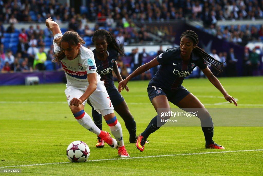 Lyon v Paris Saint Germain - UEFA Women's Champions League Final : News Photo