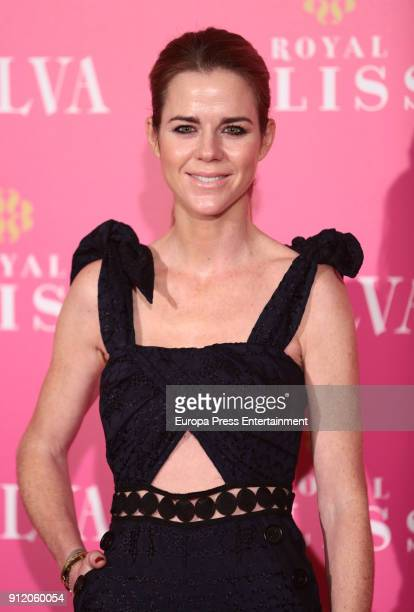 Amelia Bono attends the 'Telva Awards' 30th Anniversary on January 29 2018 in Madrid Spain
