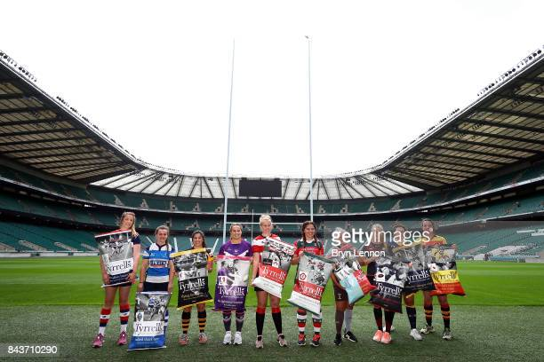 Amelia BucklandHurry of Bristol Ladies Hannah Morton of Darlington Mowden Park Sharks Kate Alder of Wasps Ladies Rachel Malcolm of Loughborough...