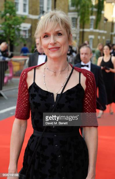 Amelia Bullmore attends The Old Vic Bicentenary Ball to celebrate the theatre's 200th birthday at The Old Vic Theatre on May 13 2018 in London England