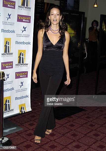 Amelia Cooke during A Love Song For Bobby Long Los Angeles Premiere Arrivals at The Arc Light in Hollywood California United States