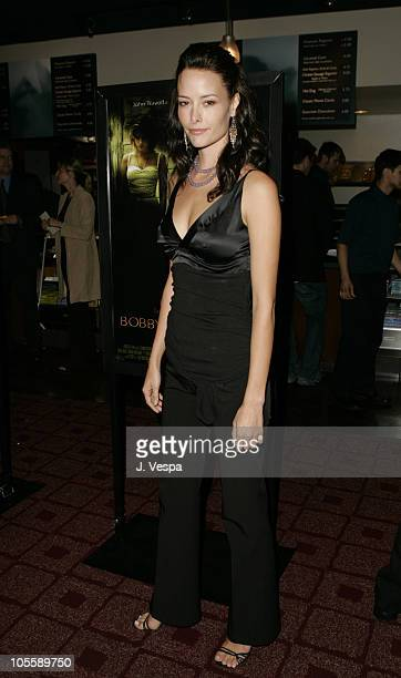 Amelia Cooke during 'A Love Song For Bobby Long' Los Angeles Premiere Red Carpet at The Arc Light in Hollywood California United States