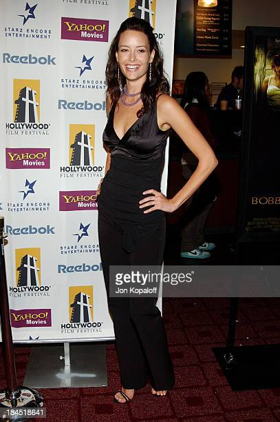 Amelia Cooke during ' A Love Song For Bobby Long ' Premiere at The Hollywood Film Festival's Closing Night Gala at The Arc Light Theater in Los...
