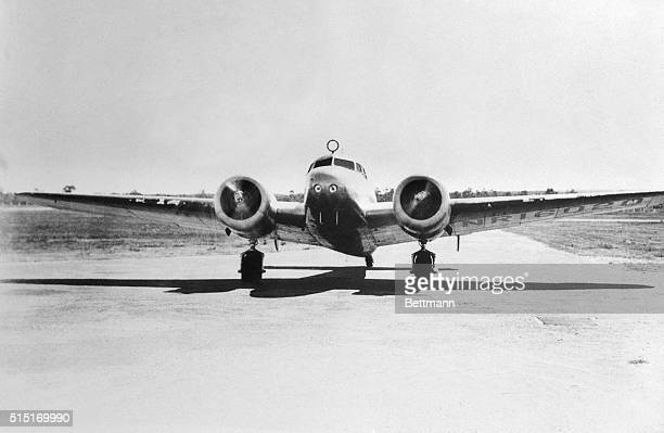 Amelia Earhart is in her Lockheed Electra at an airstrip in Australia She and her navigator Fred Noonan are about to depart on their historic last...