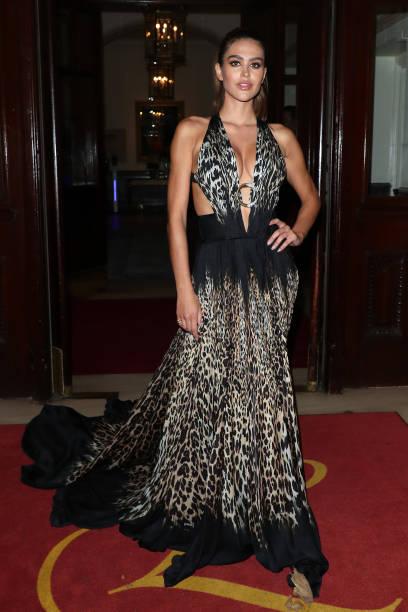 GBR: London Celebrity Sightings - LFW September 2021