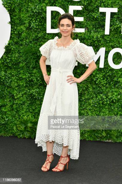 Amelia Heinle from the serie The Young and The Restless attends the 59th Monte Carlo TV Festival Day Two on June 15 2019 in MonteCarlo Monaco