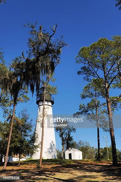Amelia Island Light Lighthouse in Florida