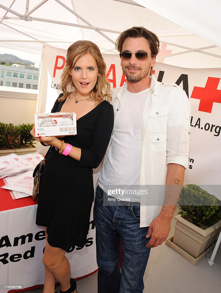 Amelia Jackson Gray amelia jackson gray and skeet ulrich at the american red