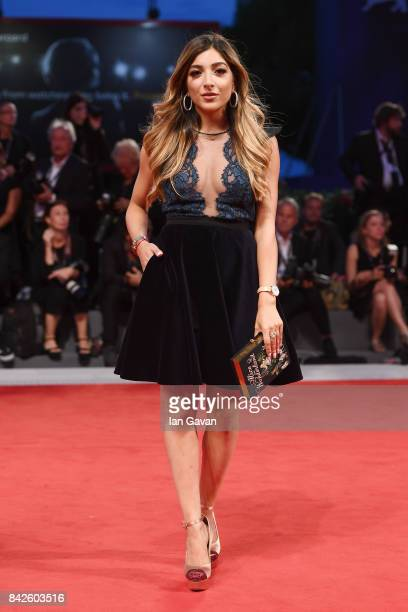 Amelia Liana walks the red carpet wearing a JaegerLeCoultre watch ahead of the 'Three Billboards Outside Ebbing Missouri' screening during the 74th...