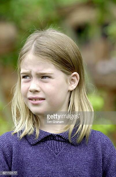 Amelia Spencer At The Opening Of The Princess Of Wales Memorial Playground Amelia Is The Daughter Of Earl Spencer