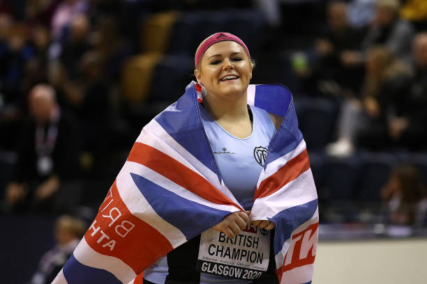 GBR: SPAR British Athletics Indoor Championships - Day Two