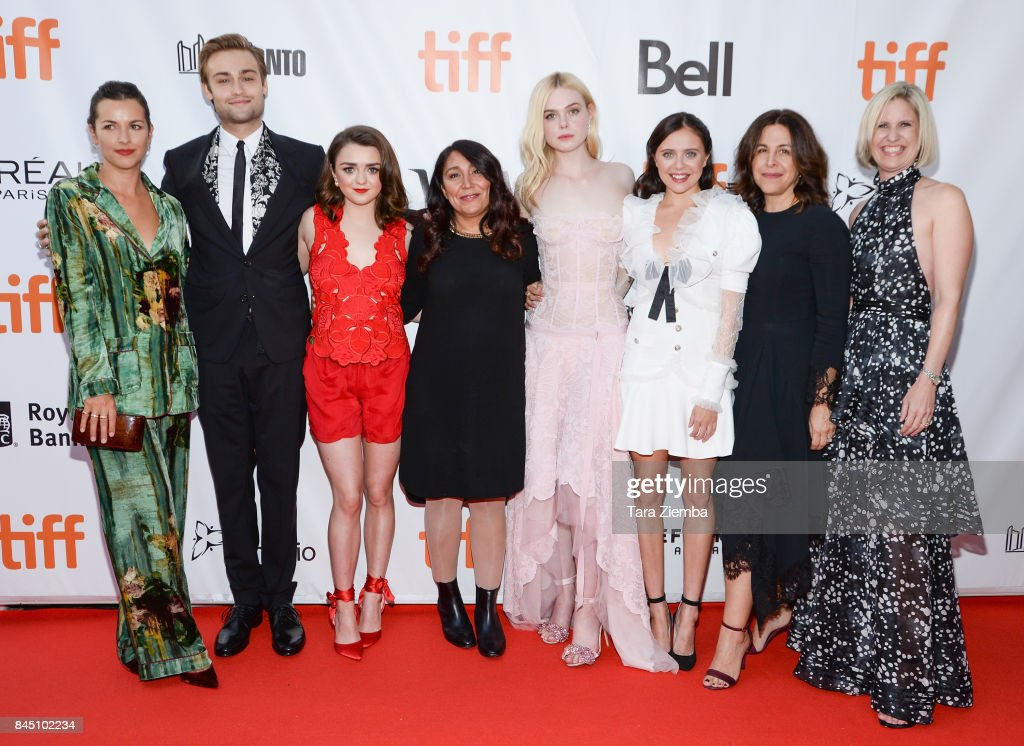 "2017 Toronto International Film Festival - ""Mary Shelley"" Premiere - Arrivals"