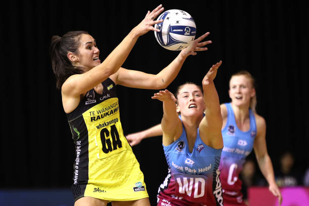 NZL: ANZ Premiership Rd 5 - Pulse v Steel