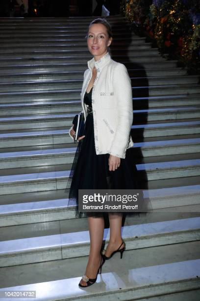 Amelie de Clermont Tonnerre attends the Opening Season Paris Opera Ballet Gala as part of the Paris Fashion Week Womenswear Spring/Summer 2019 Held...