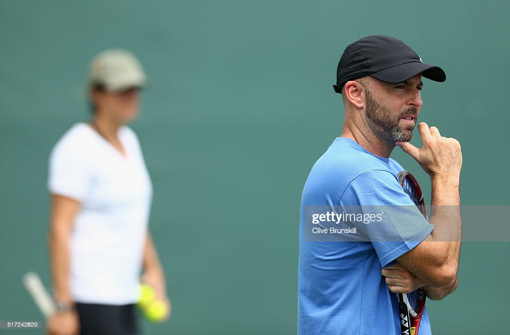 Miami Open - Day 4 : News Photo
