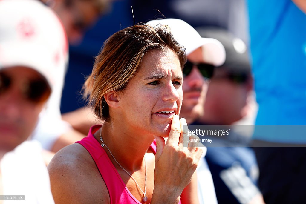 2014 US Open - Day 1 : News Photo