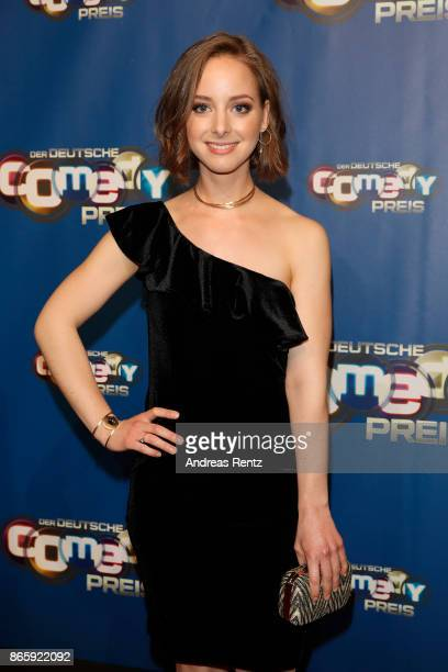 Amelie PlaasLink attends the 21st Annual German Comedy Awards at Studio in Koeln Muehlheim on October 24 2017 in Cologne Germany
