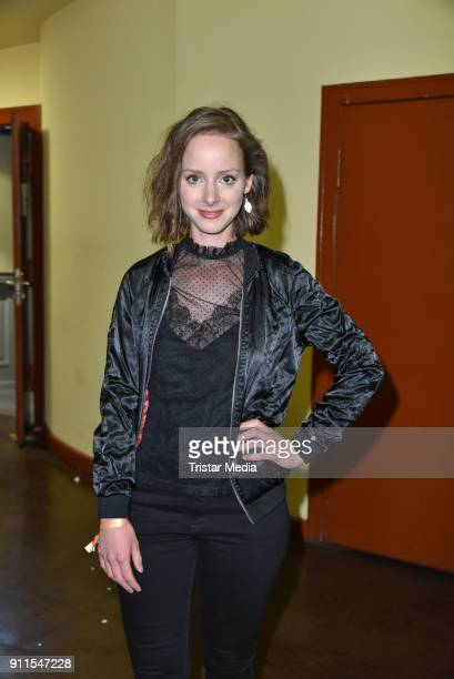 Amelie PlaasLink during the 60 anniversary of Ernst Lubitsch Award on January 28 2018 in Berlin Germany