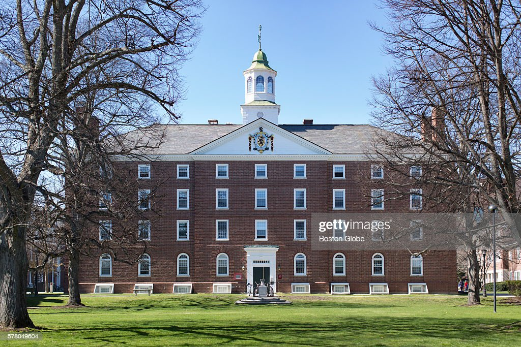 Phillips Exeter Academy Campus Map.Amen Hall On The Campus Of Phillips Exeter Academy In Exeter N H