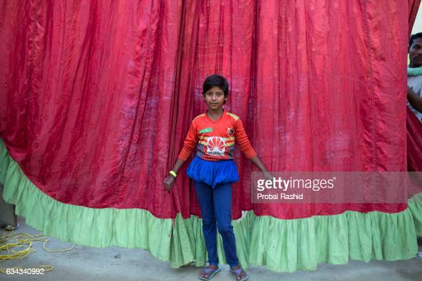 Amena is a younger performer in a circus has been performing for last 3 years Child performers play a very important rule in a circus Bangladesh has...
