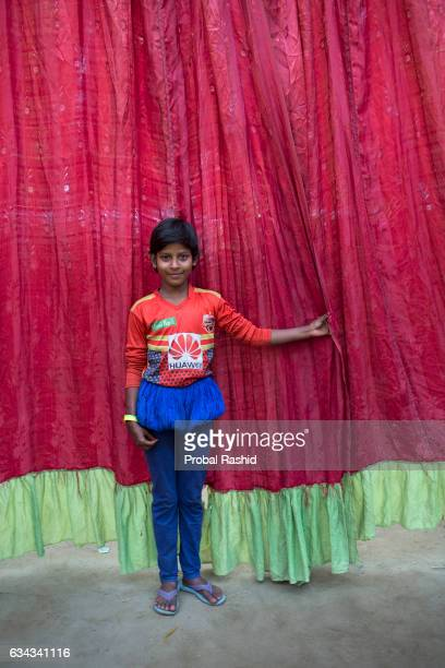 Amena is a younger performer in a circus has been performing for last 3 years Child performers play a very important role in a circus Bangladesh has...