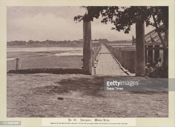 Wooden Bridge. September 1ÐOctober 21. 1855. Purchase. The Buddy Taub Foundation. Dennis A. Roach and Jill Roach. Directors. And Alfred Stieglitz...