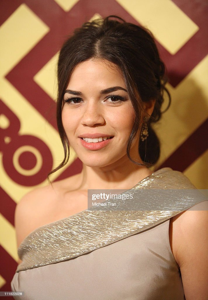 America Ferrera arrives to the official HBO Golden Globe Awards afterparty held at Circa 55 Restaurant inside the Beverly Hilton held on January 11, 2009 in Beverly Hills, California.