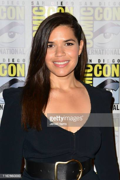 America Ferrera attends Superstore press line at Hilton Bayfront on July 18 2019 in San Diego California