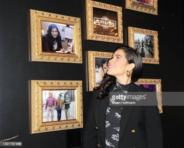 America Ferrera attends The Latinx House And Netflix Host Their Joint Kickoff Party At The 2020 Sundance Film Festival on January 24 2020 in Park...