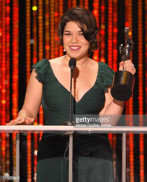 America Ferrera winner Outstanding Performance by a Female Actor in a Comedy Series for 'Ugly Betty' 12865_MC_0201jpg