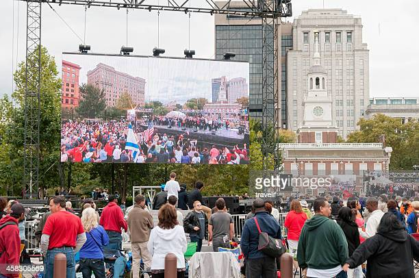 america for jesus 2012 rally in philadelphia - united_states_house_of_representatives_elections_in_florida,_2012 stock pictures, royalty-free photos & images