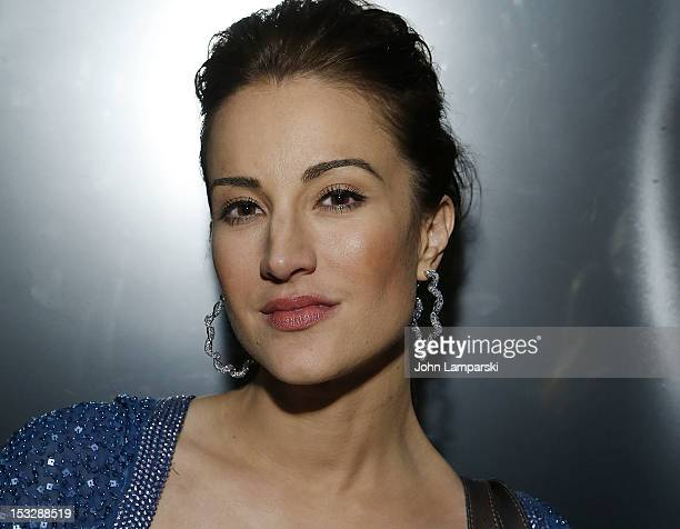 America Olivo attends the 2012 GLAAD Amplifier Awards at XL Nightclub on October 2 2012 in New York City