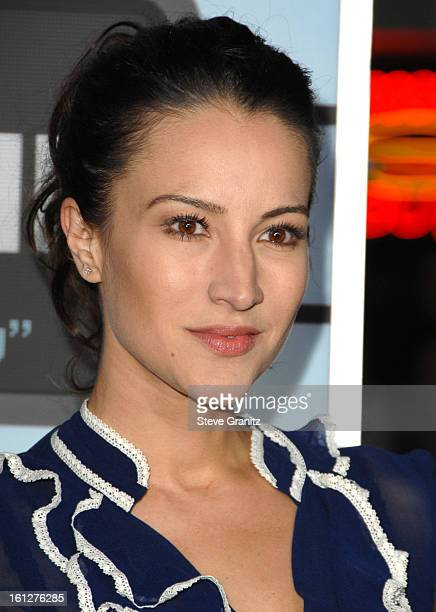America Olivo attends the 'Up In The Air' Los Angeles Premiere at Mann Village Theatre on November 30 2009 in Westwood California