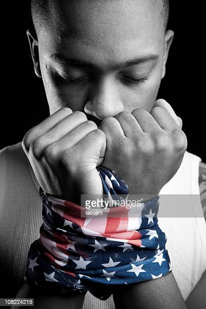 america the free - black civil rights stock pictures, royalty-free photos & images