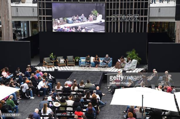 'America To Me' Panel during Starz FYC 2019 — Where Creativity Culture and Conversations Collide on June 02 2019 at Westfield Century City in Century...