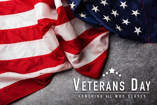 America United States flag, military-patriotic symbolizing 1273929868
