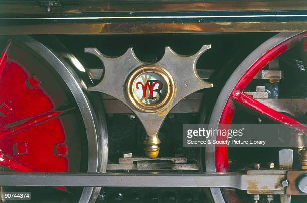 American 440 locomotive 1875 Associated with the Erie Railroad in America Early American locomotives were either direct orders from British firms or...