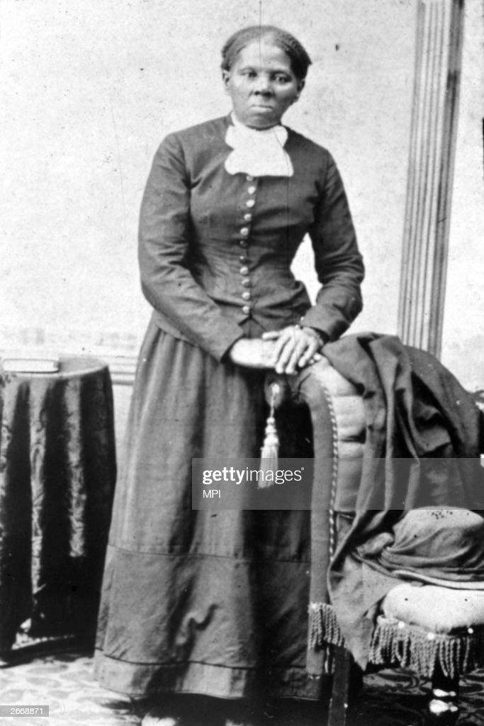 Harriet Tubman : News Photo
