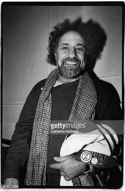 American activist Abbie Hoffman poses for a photo in July 1988 in New York City New York