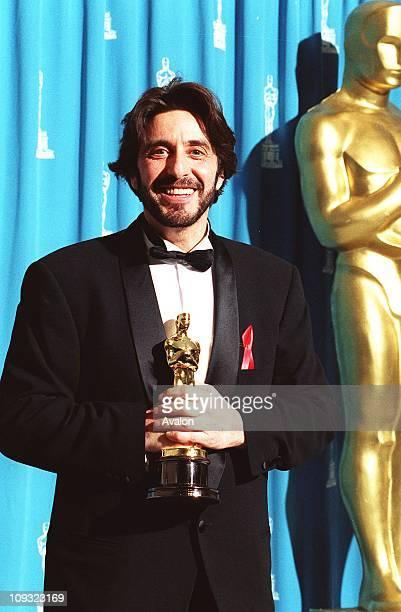 American Actor Al Pacino At the 1993 Academy Awards