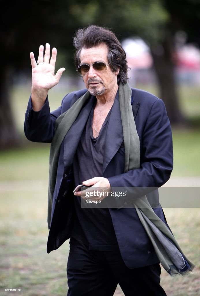 Al pacino sighting in sydney photos and images getty images american actor al pacino in lyne park outside catalina restaurant in rose bay on november 14 m4hsunfo Gallery