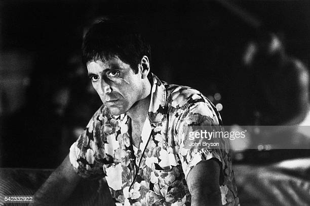 Al pacino stock photos and pictures getty images for Occhiali al pacino scarface